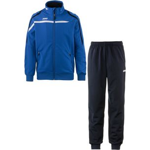 JAKO Performance Trainingsanzug Kinder royal-weiß-marine