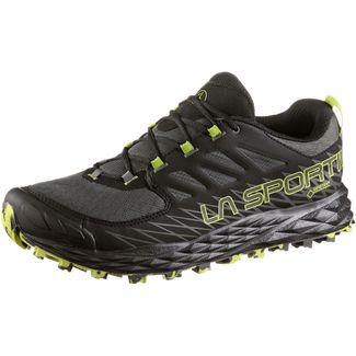 La Sportiva Lycan GTX® Trailrunning Schuhe Herren carbon-apple green