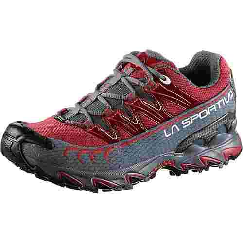 La Sportiva GTX® Ultra Raptor Trailrunning Schuhe Damen garnet-slate