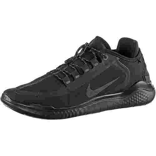 Nike Free Laufschuhe Herren black-anthracite-anthracite
