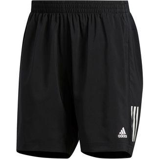 adidas OWN THE RUN Laufshorts Herren black