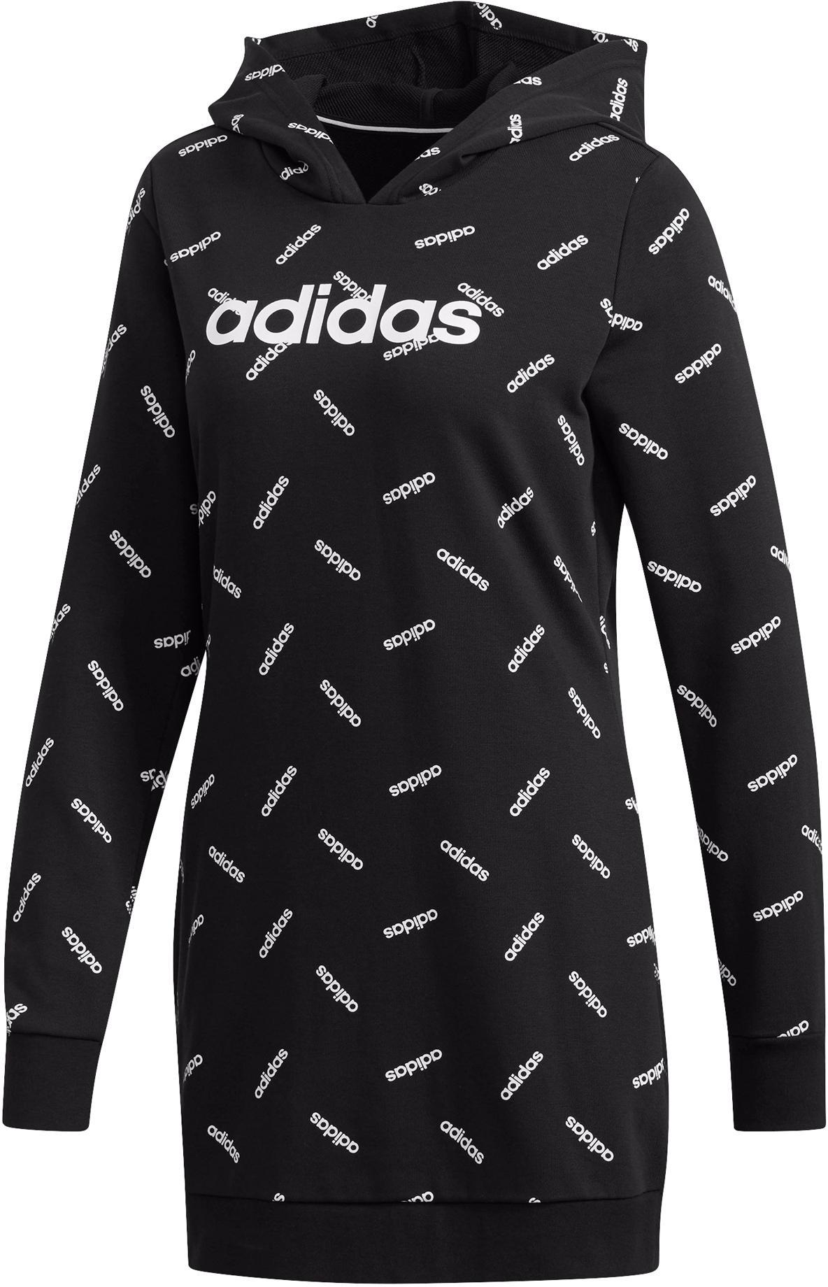 newest 57ae2 666f1 adidas Hoodie Damen black im Online Shop von SportScheck kaufen