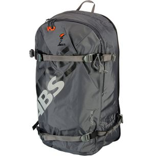 ABS s.LIGHT compact 30 Zip-On rock grey