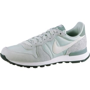 sale retailer b9c72 9c4c5 Nike Internationalist Sneaker Damen light silver-summit white-mica