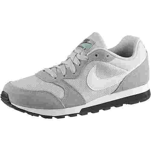 Nike MD Runner 2 Sneaker Damen light silver-white-mica green