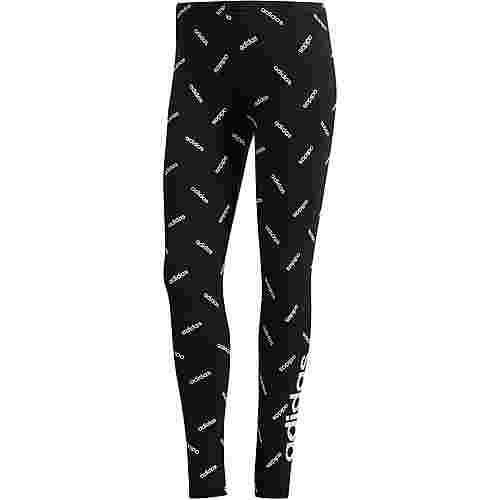 adidas Leggings Damen black