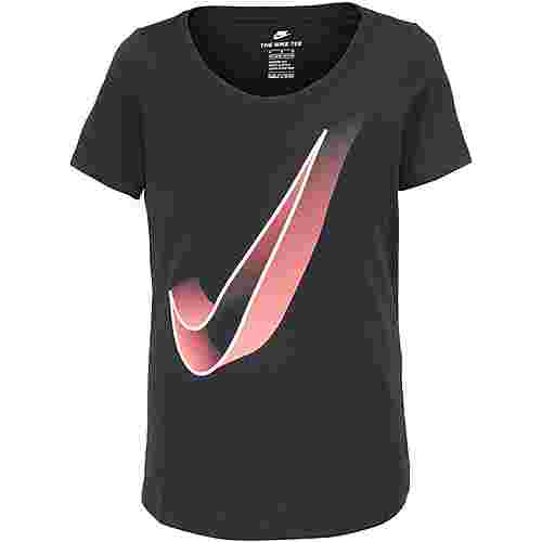 Nike T-Shirt Kinder black