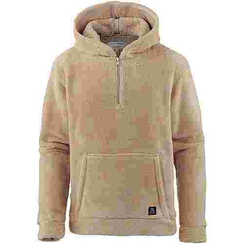 TOM TAILOR Hoodie Herren light brown