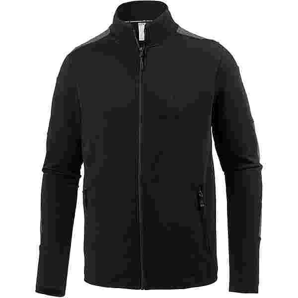 JOY sportswear Pierre Sweatjacke Herren black