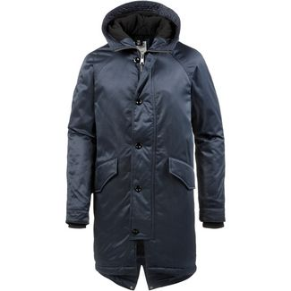 TOM TAILOR Parka Herren sky captain blue