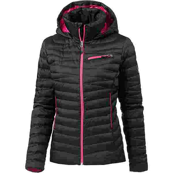 Spyder Timeless Steppjacke Damen black-berry