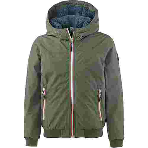 CMP Outdoorjacke Kinder kaki