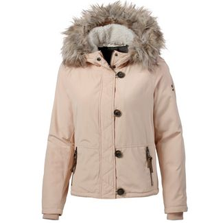 Only Kapuzenjacke Damen cameo rose