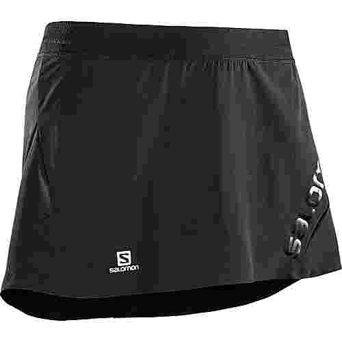 Salomon LIGHTNING PRO Skort Damen black