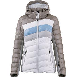 ICEPEAK CECILIA Skijacke Damen optic white