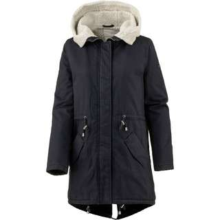 TOM TAILOR Parka Damen deep ocean sea