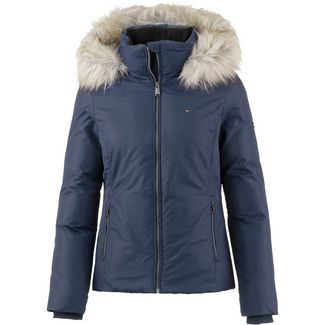 Tommy Jeans Down Jacket Daunenjacke Damen black-iris