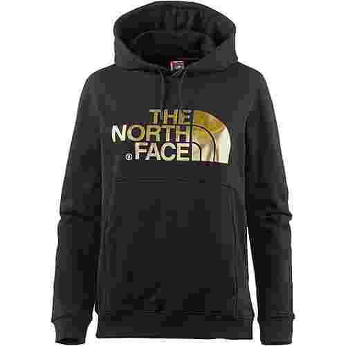 The North Face DREW Hoodie Damen TNF BLACK/METALLIC COPPER