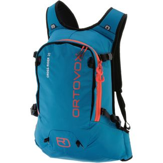 ORTOVOX Cross Rider 20 Tourenrucksack blue sea