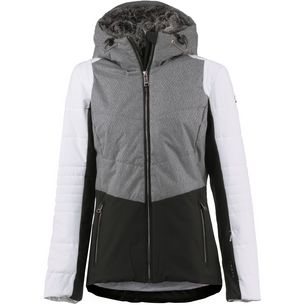 Luhta BEEDA Skijacke Damen light grey