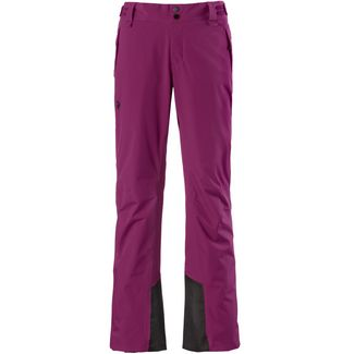 Peak Performance Anima Skihose Damen blood cherry