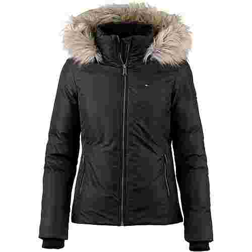 Tommy Jeans Down Jacket Daunenjacke Damen tommy-black