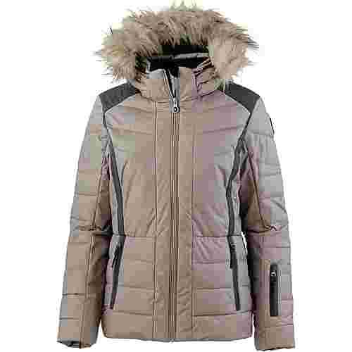 ICEPEAK CINDY Skijacke Damen khaki