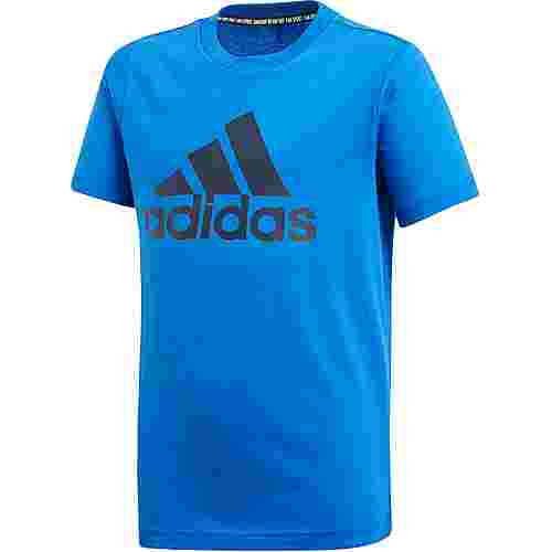adidas T-Shirt Kinder blue