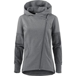 CHAMPION Sweatjacke Damen grey melange
