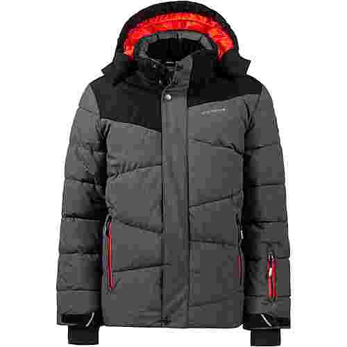 ICEPEAK Skijacke Kinder lead grey