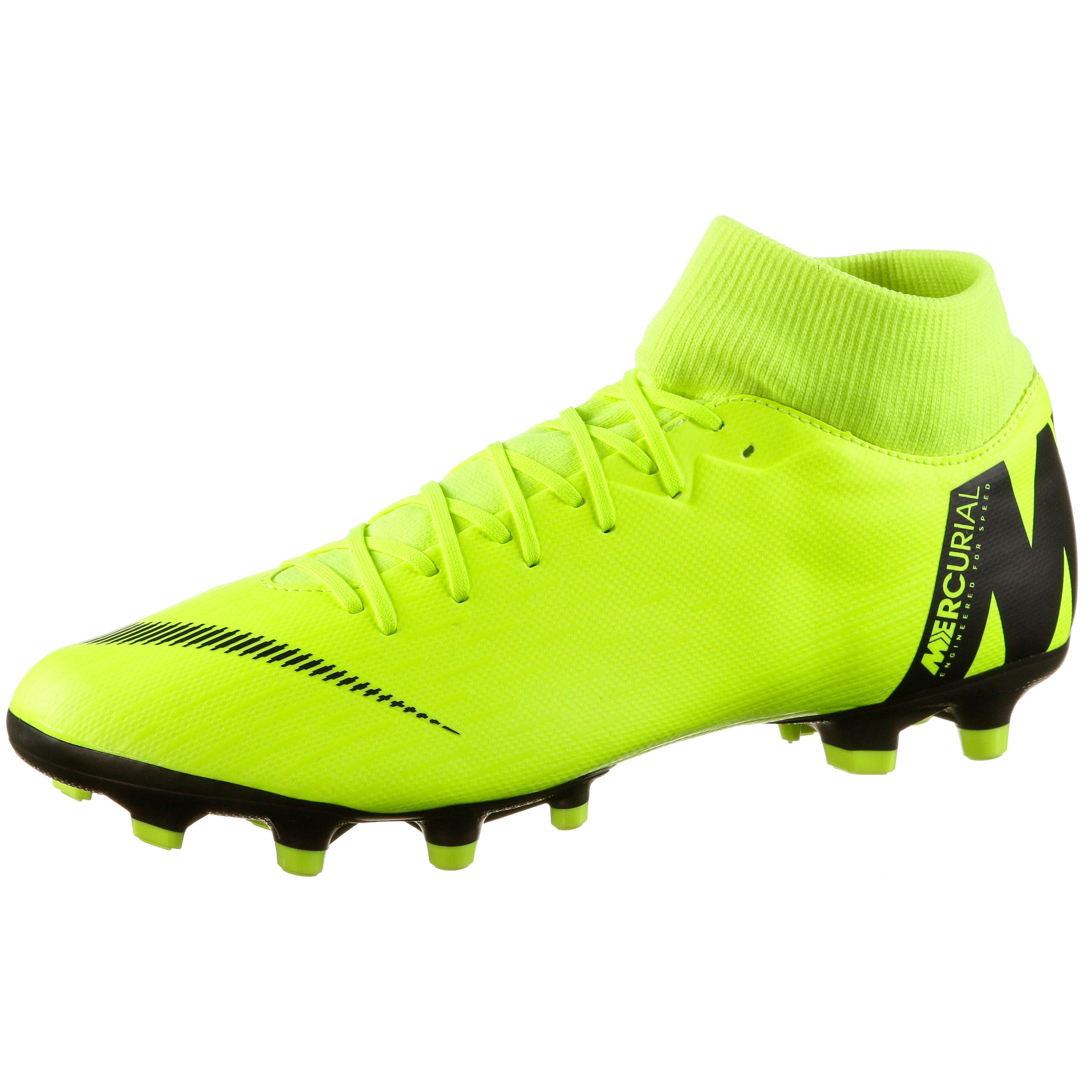 Nike MERCURIAL SUPERFLY 6 ACADEMY FG MG Fußballschuhe volt-schwarz im Online Shop von SportScheck kaufen Gute Qualität beliebte Schuhe