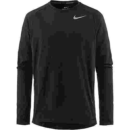 Nike Sphere Funktionsshirt Herren black-reflective silv