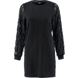 Only Langarmkleid Damen black