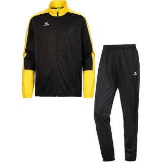 Erima Toronto 2.0 Trainingsanzug Herren schwarz-gelb