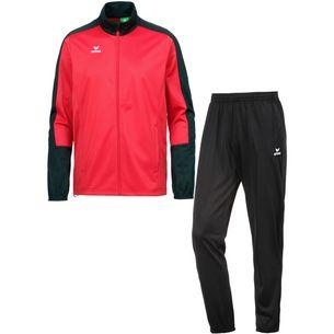 Erima Toronto 2.0 Trainingsanzug Herren rot-schwarz