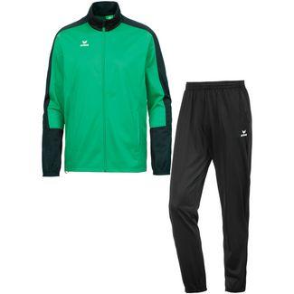 Erima Toronto 2.0 Trainingsanzug Herren grün-schwarz