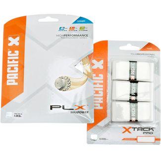 PACIFIC Comfort PLX+X Tack Pro Tennis Set