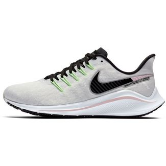 Nike Air Zoom Vomero 14 Laufschuhe Damen vast-grey-black-pink-foam-lime-blast-white
