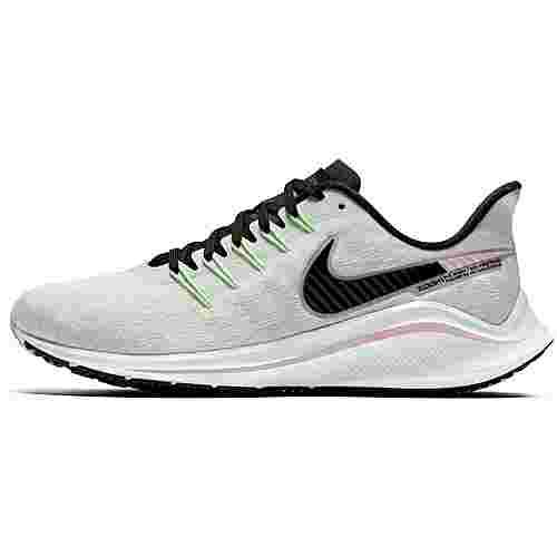 Nike Air Zoom Vomero 14 Laufschuhe Damen vast-grey-black-pink-foam-lime-blast-white