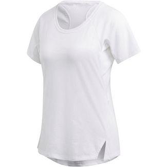 adidas Aeroknit Yogashirt Damen white