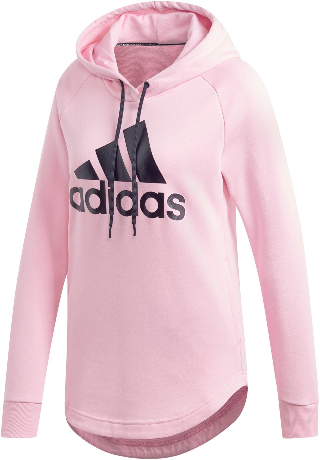 adidas Batch of sport Hoodie Damen true pink im Online Shop von SportScheck kaufen
