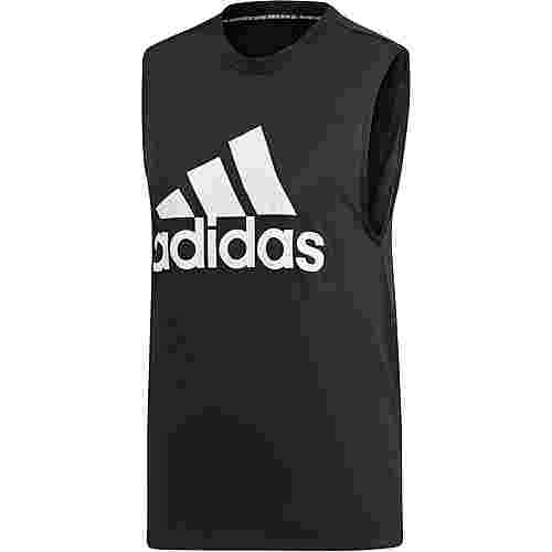adidas Batch of sport Tanktop Damen black