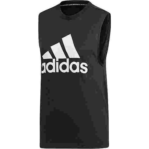 adidas Batch of sport Tanktop Damen black