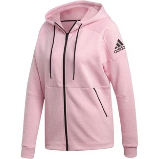 Trainingsjacken » Training für Damen von adidas in rosa im
