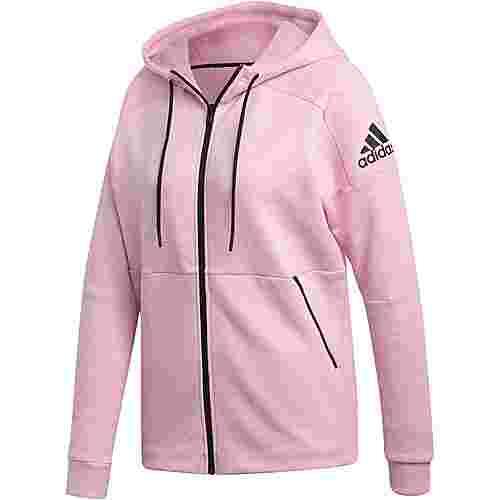 adidas Stadium ID Sweatjacke Damen true pink