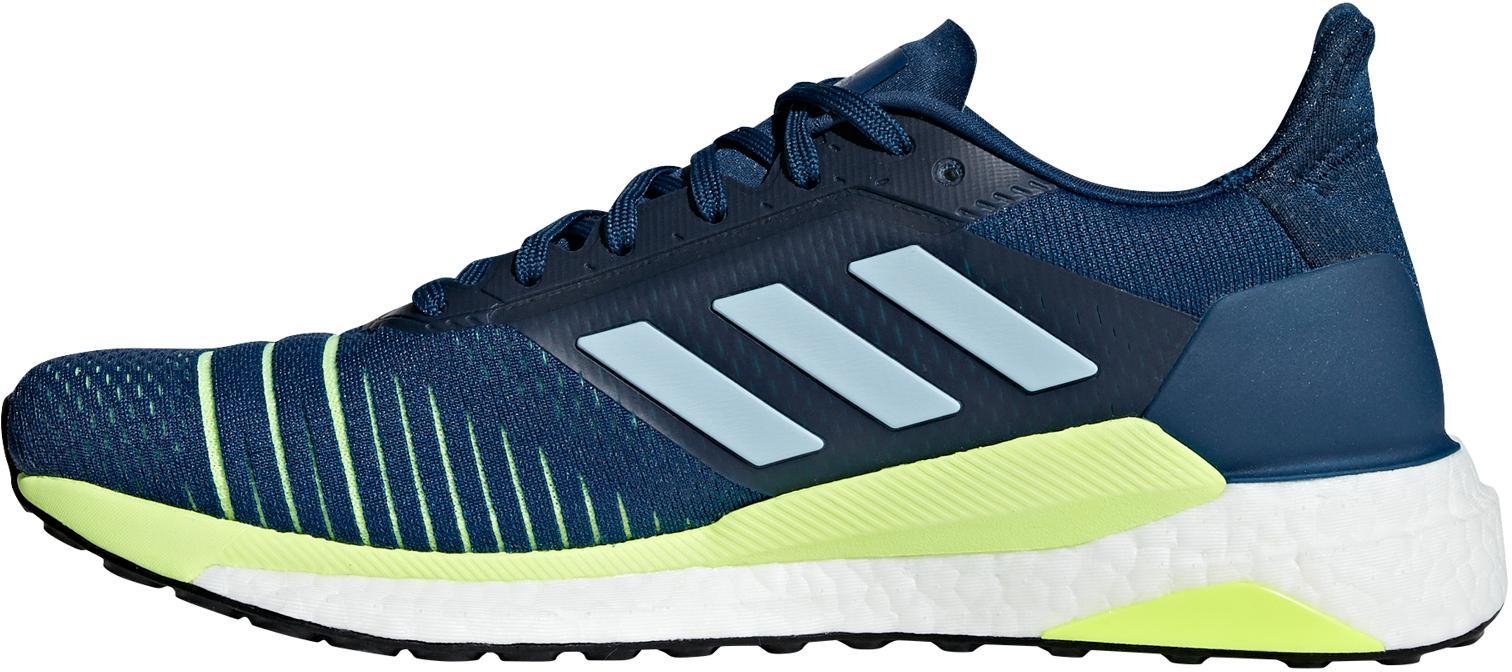 im marine Herren Laufschuhe GLIDE SOLAR Adidas Online legend