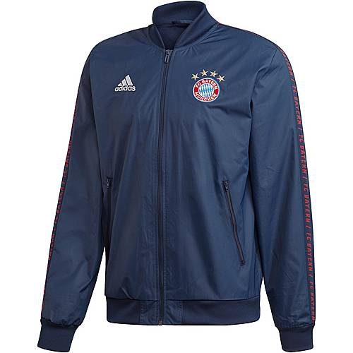 adidas FC Bayern Trainingsjacke Herren collegiate navy im Online Shop von SportScheck kaufen