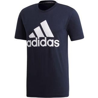 adidas MH BOS T-Shirt Herren legend ink