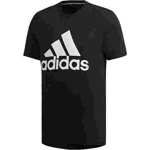 adidas MH BOS T-Shirt Herren black
