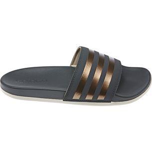 adidas Adilette Comfort Sandalen Damen grey six